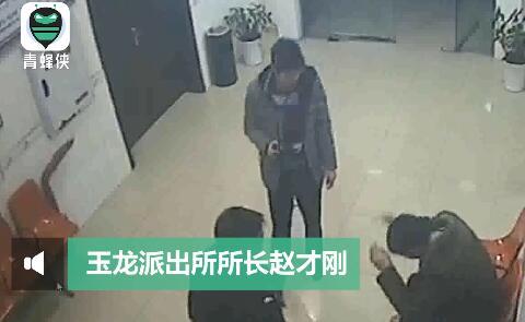 真相终于来了!重庆男子遭家暴是怎么回事?深夜找民警哭泣令人哭笑不得