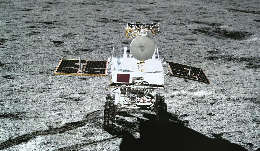 """""""探月梦""""托举""""88必发娱乐梦""""——人类首次月球背面探测全纪实"""