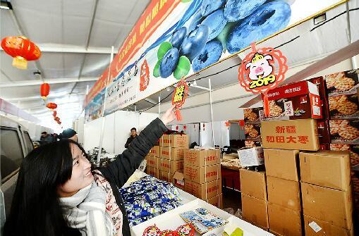 迎春民俗文化节今起连展5天 188个展位、近千种特产在泉城广场等您