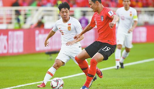 中国0:2韩国 淘汰赛对阵泰国 膨胀过后,该认清现实了
