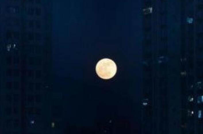终于真相了!2019超级月亮是怎么回事?还原事发真相详情始末目瞪口呆
