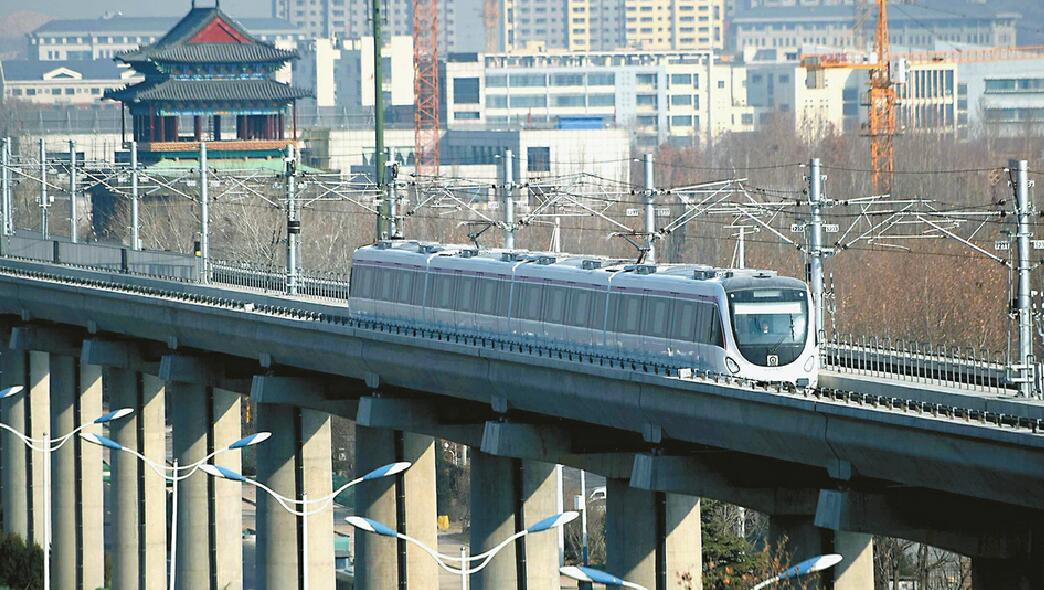 济南轨交1号线4月1日起卖票 若规划获批今年有望开工2至3条地铁线