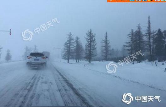 注意!5省将有暴雪 注意防寒保暖