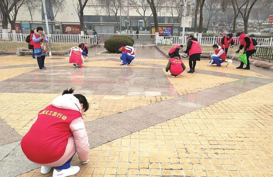 """""""全年无休""""泉城义工志愿服务中心的首个春节——有一群人在为城市的温暖而守候"""