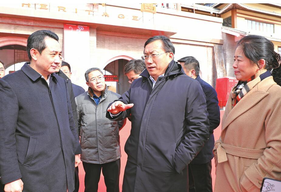 王忠林调研节日旅游、节日安全工作时强调进一步扩大济南旅游品牌知名度打造宜居宜业宜游的现代化城市