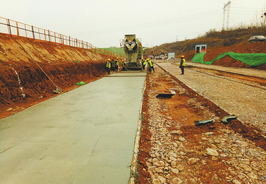 济南两大高速公路项目今天全面复工