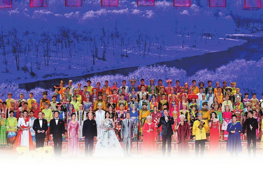 """硬核""""春晚"""":在这里读懂中国"""