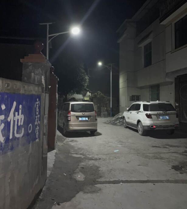 灯亮了 心暖了!170盏路灯照亮东西部扶贫协作之路