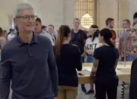 底线在哪?库克谈iPhone降价 苹果公司近20%业务来自中国