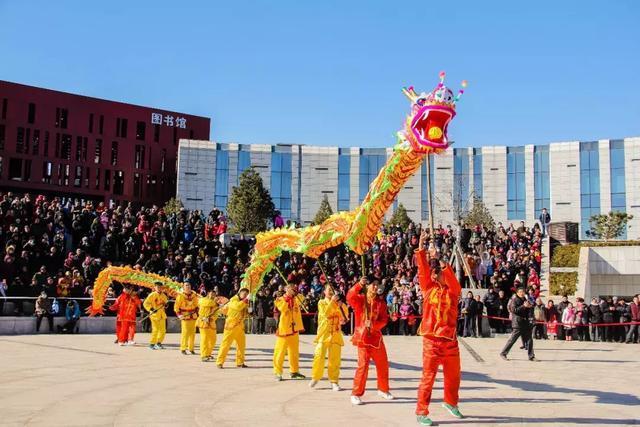 济南章丘丰富多彩的文化活动开始了!持续到元宵节!