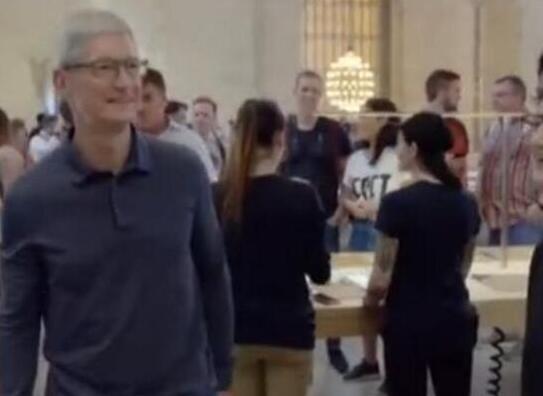 详情|苹果涉内幕交易 库克谈iPhone降价:近20%业务来自中国
