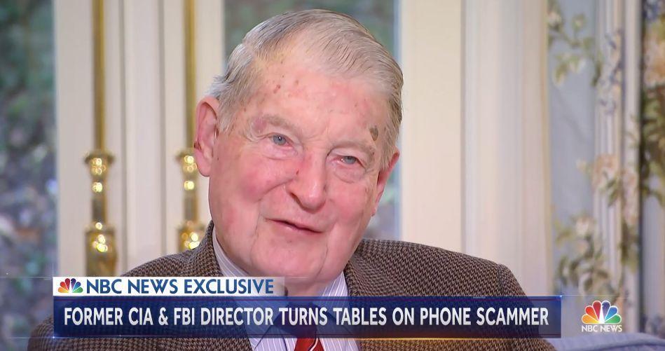 电话诈骗FBI局长 上演现实版不作死就不会死