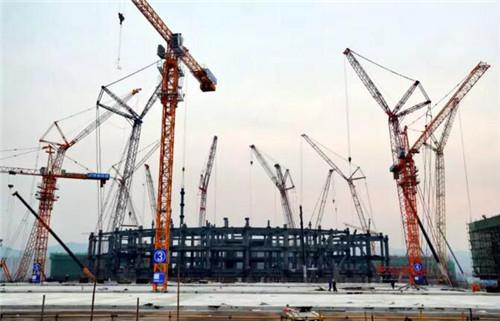 """投资69.2亿!占地328亩!济南这一""""超级""""园区3月底前一期工程完工!"""
