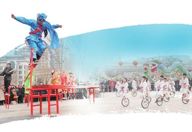 元宵最炫济南风 传统舞蹈知多少