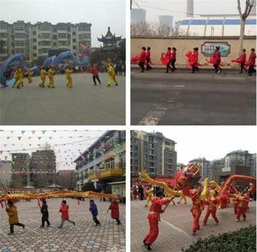 东风街道:社区共建话和谐 居民亲情闹元宵
