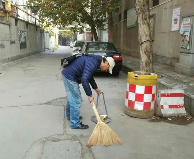 官扎营街道全力以赴做好创城迎评工作