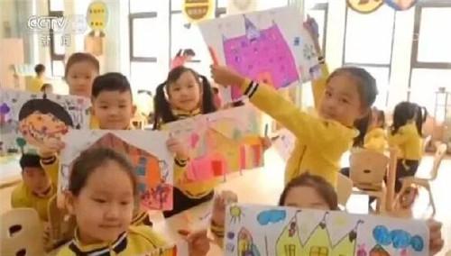 央视寻找最美幼儿园 ,历下区的宝宝们上镜了!