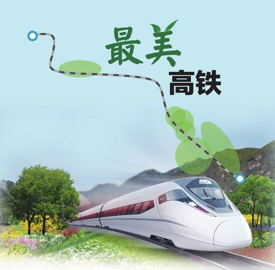 """济莱高铁再次环评3月有望开建 沿线公园密布可谓""""最美高铁"""""""