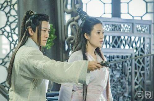 林申版的杨逍堪称惊艳!新《倚天屠龙记》你喜欢吗?
