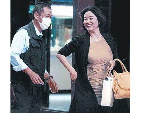 林青霞否认离婚 本尊终于回应了到底说了什么?