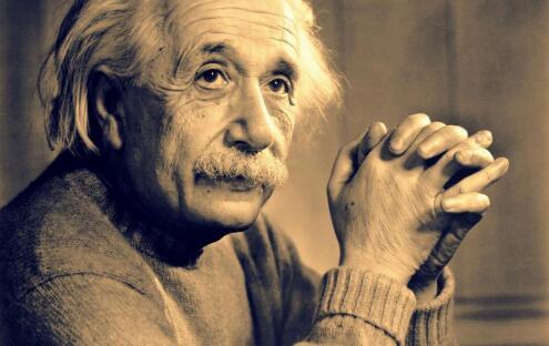 """爱因斯坦手稿 被认为消失的""""统一场论""""附录重现人间"""