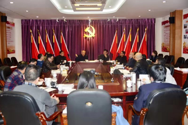 《济南散文选(1949一2019)》新书发布暨座谈会在济举行