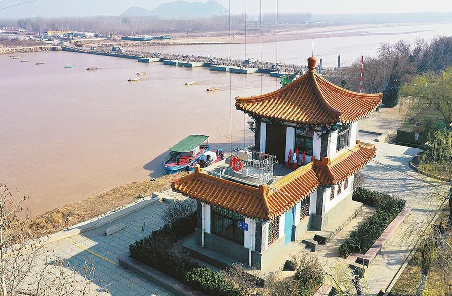 济南泺口水文站建站百年