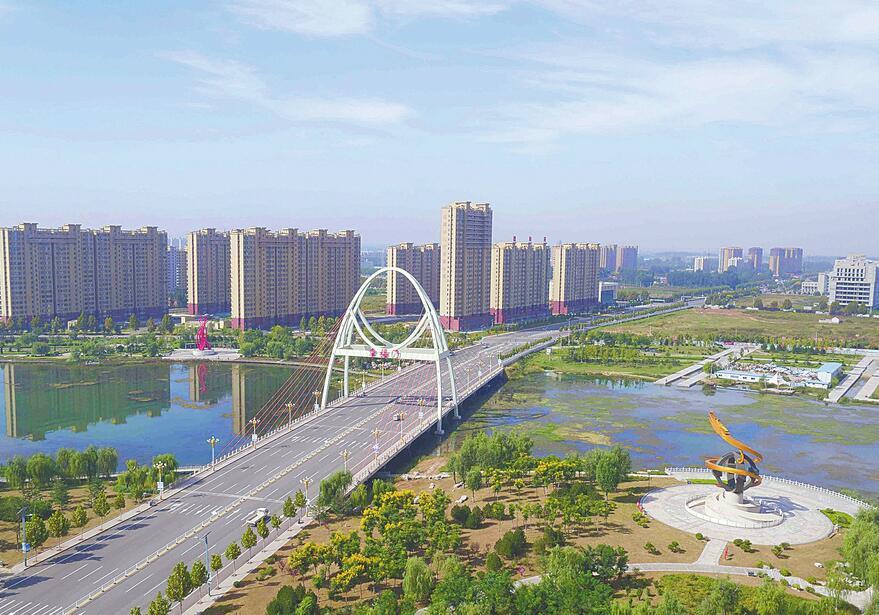 """从城市建设看""""莱芜魅力""""——莱芜区新时代答卷之三"""