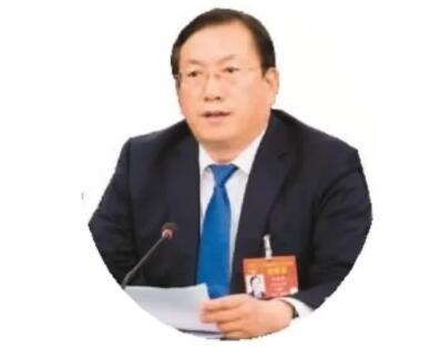 王忠林人民日报刊文:加速新旧动能转换 推动高质量发展