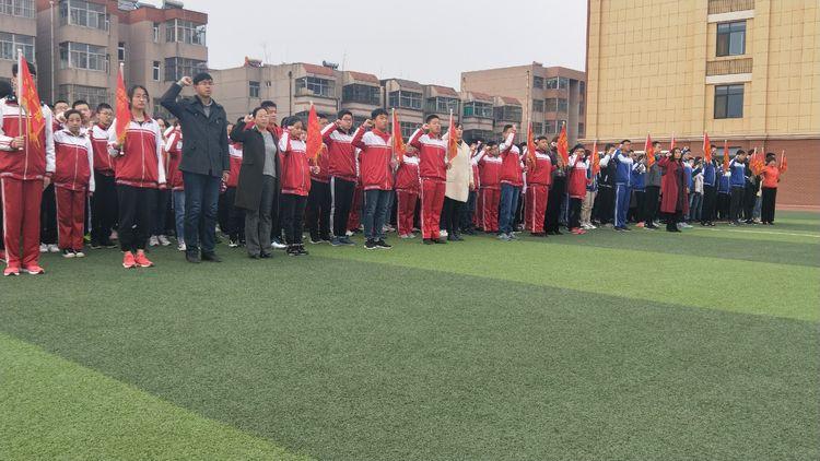 """莱芜区花园学校开展""""世界水日""""主题活动"""