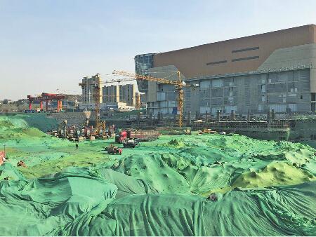济南多部门联合行动 严打建筑垃圾处置运输乱象