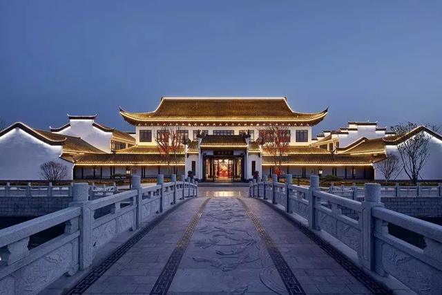太撩~原來濟南商河清水湖的夜景那么美!