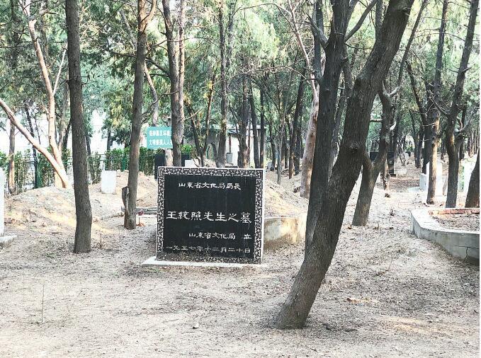 [济南故事]王统照 葬于济南的现代文学巨匠