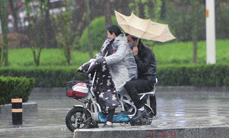 今晨2℃有霜冻 周末最高温21℃ 在济南,一周感受四季变换