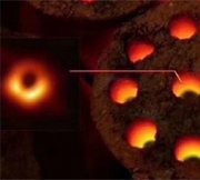 首張黑洞照片全球發布