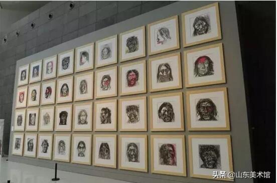 """""""天地间——刘斌艺术展""""将于20日在山东美术馆开展"""