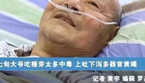 香椿炒蛋器官衰竭住进ICU 常见的菜怎么会中毒呢?