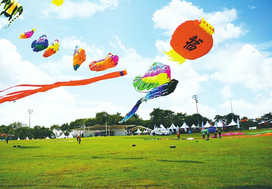 济南国际风筝节4月30日开幕 6500米世界最长风筝将亮相