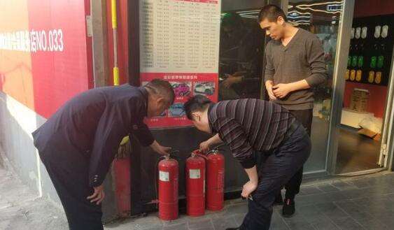 纬北路街道:消防安全抓细节 安全责任重落实