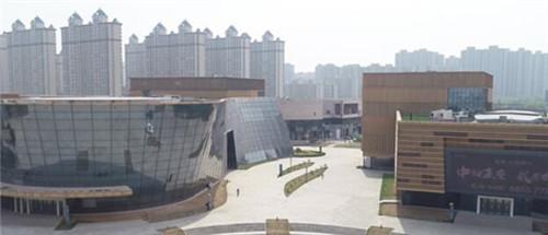 天空视角瞰活力历城:济南东部崛起文化新地标