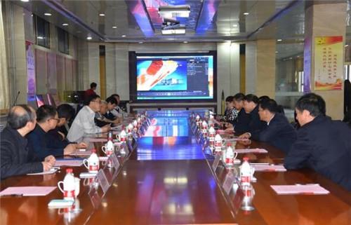 重庆市合川区人大来天桥区考察学习职业教育工作