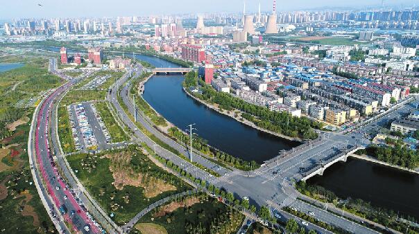 济南今年再增污水处理能力 多个雨污分流工程年内完成