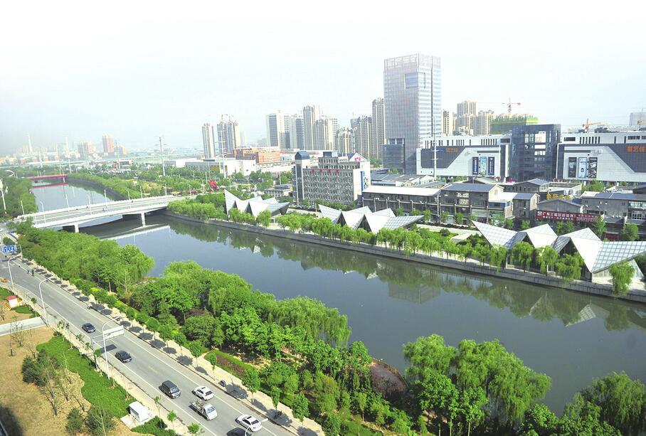 济南河道治污工作显实效 小清河济南段水质实现达标排放