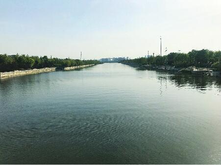 历史性突破!济南小清河水质稳定持续达标