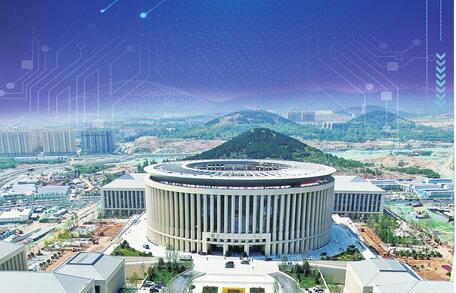 国家超级计算济南中心科技园启用 孙述涛参加活动并致辞
