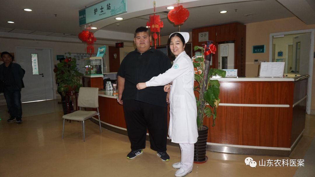 """""""山东第一胖""""十个月减重363斤,他是如何做到的?"""