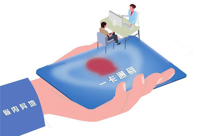 社保卡可省內通刷 首批聯網定點醫藥機構含濟南68家醫院