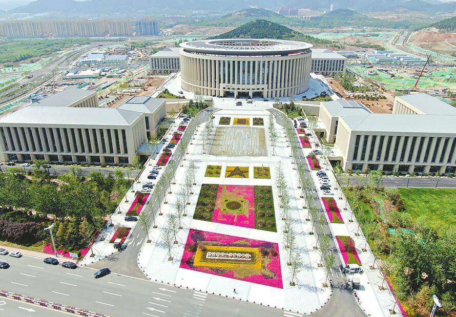 回访济南超算中心:作为济南第一...