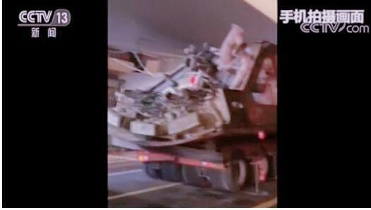 惊呆了!杭州一天桥撞塌是怎么一回事?还原天桥被撞塌变乱真相