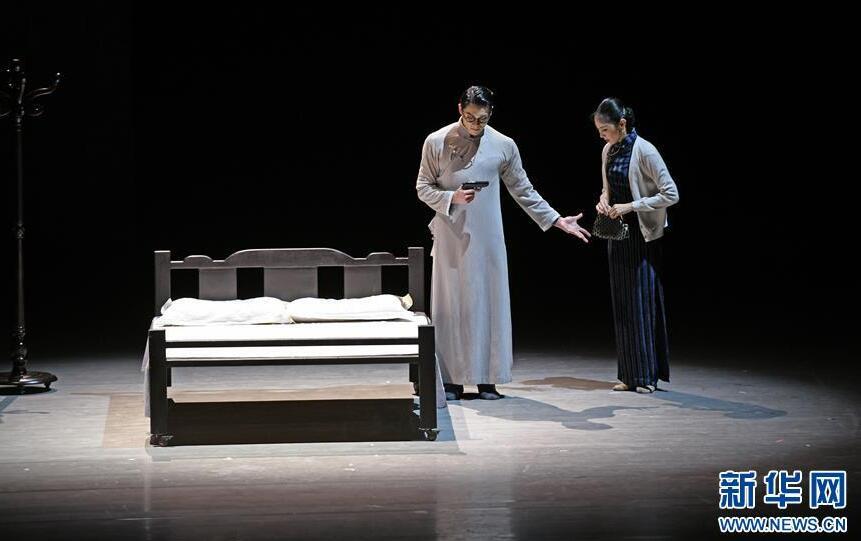 第十二屆中國藝術節在上海開幕 獻禮新中國成立70周年